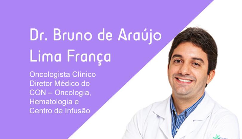 Dr. Bruno França, fala sobre Março Lilás - Câncer do colo do útero