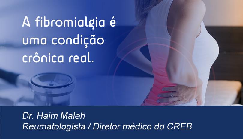 A fibromialgia é uma condição crônica real