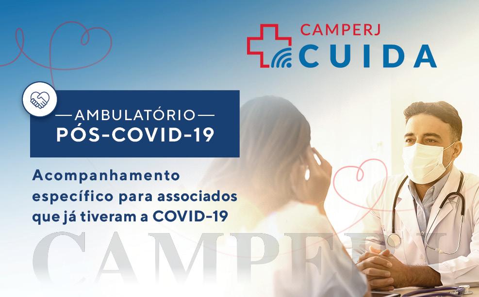 Ambulatório Pós-COVID-19